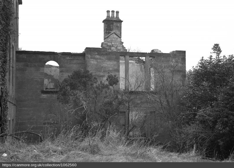 Rear of Largo House - Photo 1957