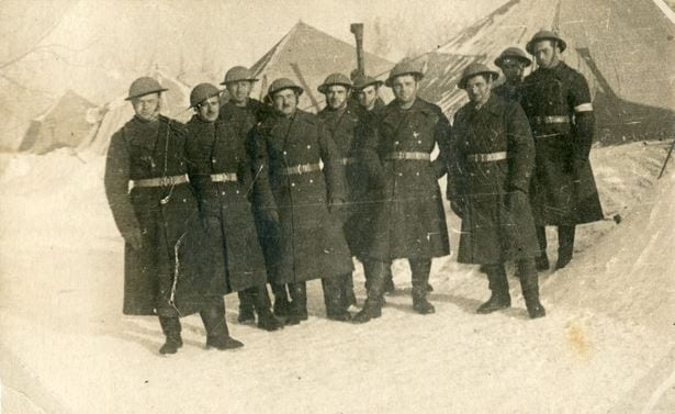 Forming Of Anders Army - 19th Infantry - Dec 1941