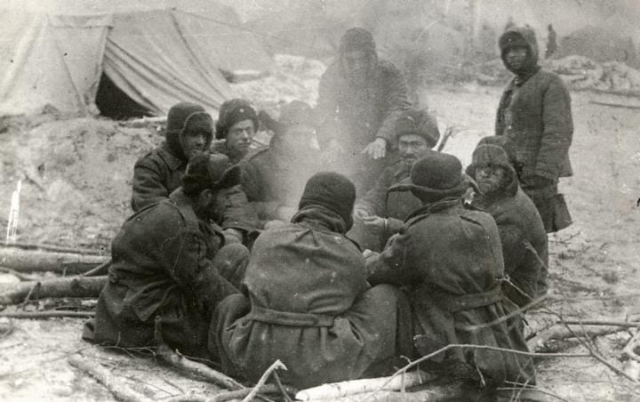 Forming Of Anders Army - Buzuluk Camp 1941 - PISM