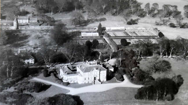 Aerial Photo Of Largo House