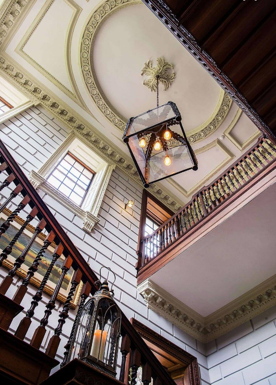 Davenport House Stairwell - © Paul Willets