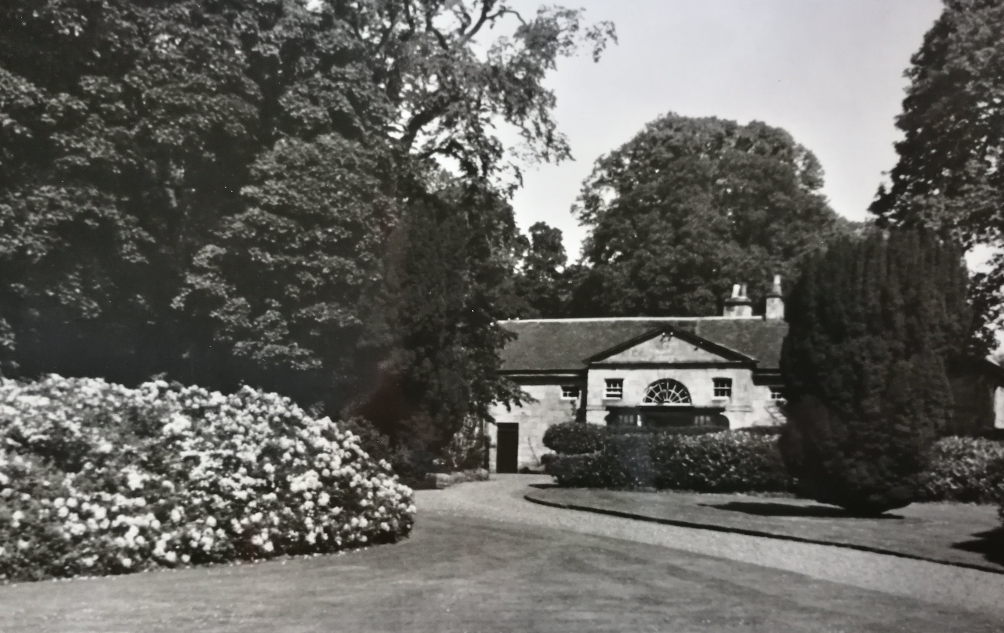 Largo House Stables Pre 1940