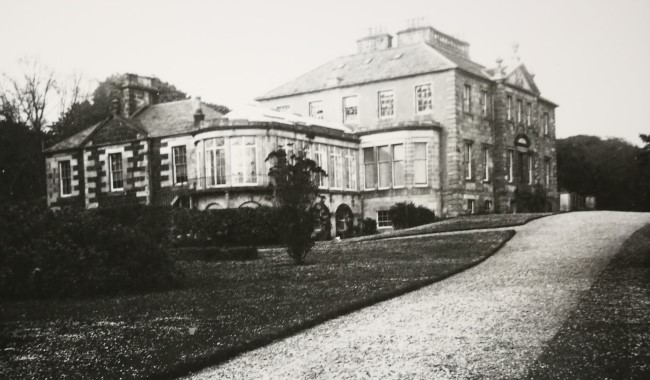 Largo House as it once looked.