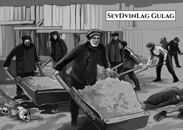Wladyslaw At SevDvinLag