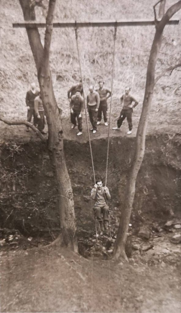©St.Andrews Museum - Largo House - Malpy Gaj - Rope Swing