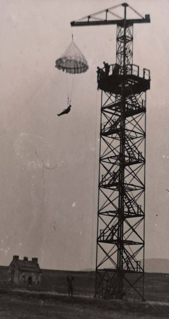 ©St.Andrews Museum - Parachute Tower 02